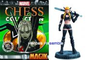 Marvel Chess Collection #44 Magik Eaglemoss Publications